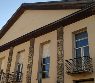 Potres uništio zgradu Hrvatskog doma