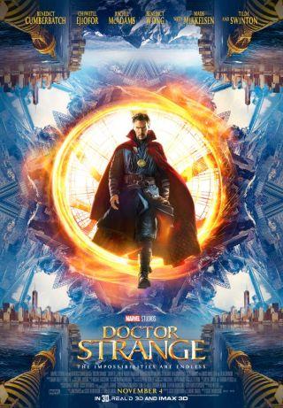 Dr. Strange 3D