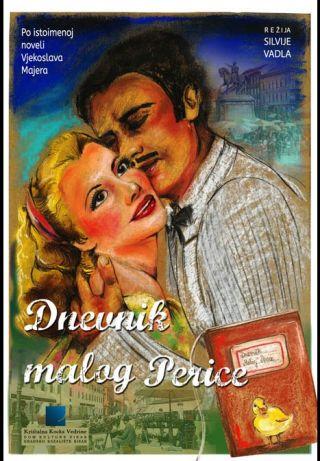 Dnevnik malog Perice - kazališna predstava za odrasle
