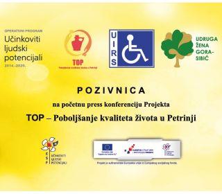 Press konferencija Projekta TOP