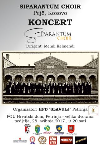 Koncert Siparantum Choir