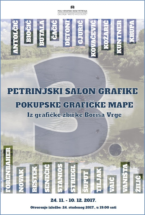3 salon grafike plakat