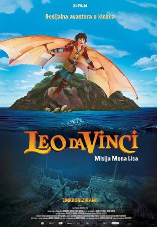 Leo da Vinci: Misija Mona Lisa