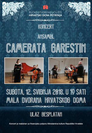 Koncert Camerata Garestin